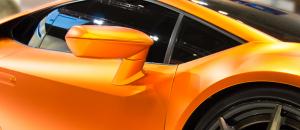 Sportwagen als Betriebsfahrzeug