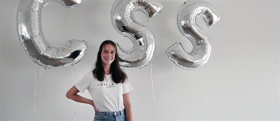 CSS Talent Anna Pecks
