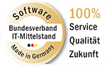 Seal of approval software made in Germany – CSS AG
