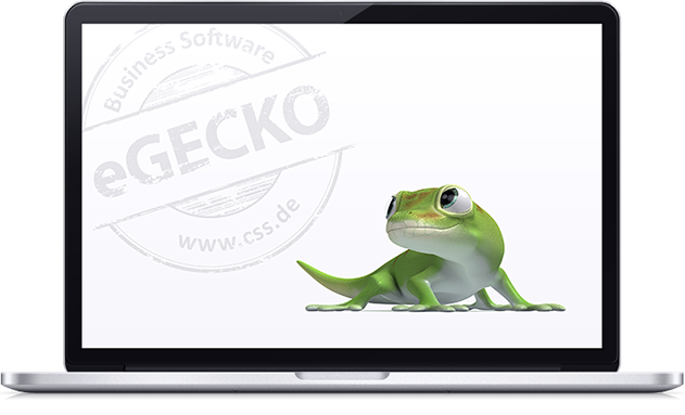 eGECKO Screensaver
